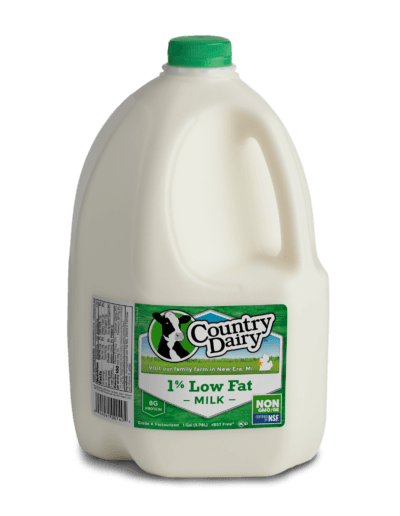 1% Low Fat Milk - Gallon