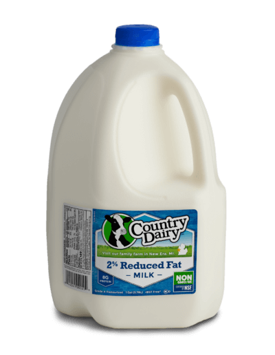 2% Reduced Fat Milk - Gallon