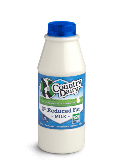 2% Reduced Fat Milk - Pint