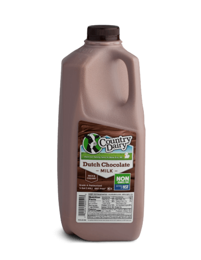 Dutch Chocolate Milk - Half Gallon