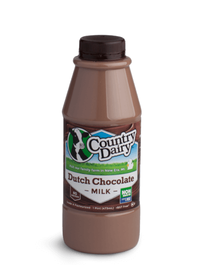 Dutch Chocolate Milk - Pint