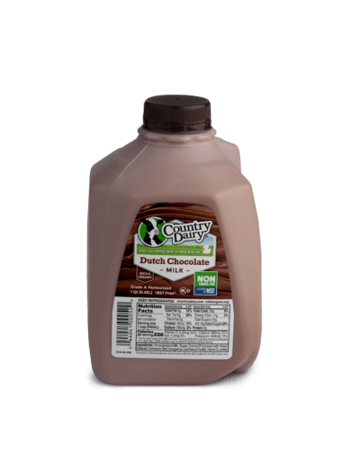 Dutch Chocolate Milk - Quart