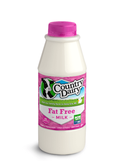 Fat Free Milk - Pint