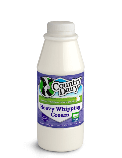 Heavy Whipping Cream - Pint