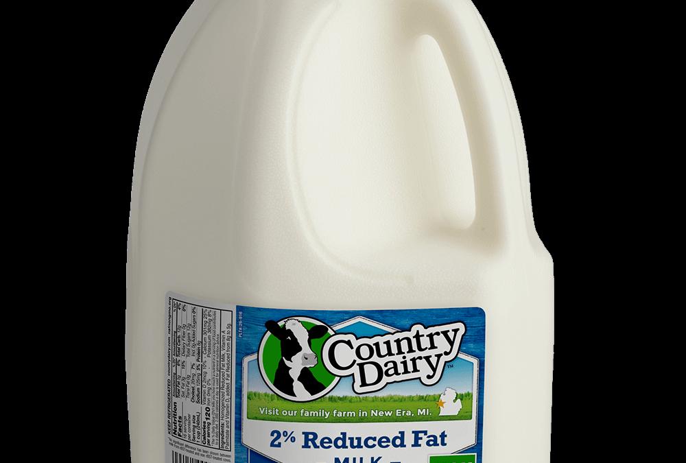 2% Milk gallon