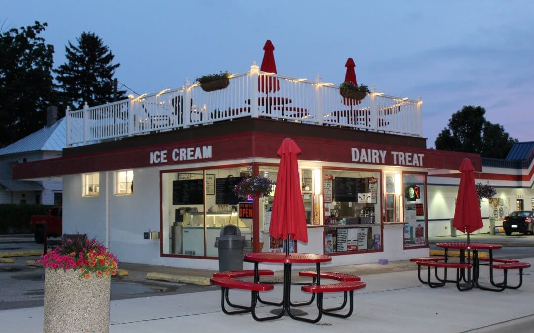 White Lake Dairy Treat